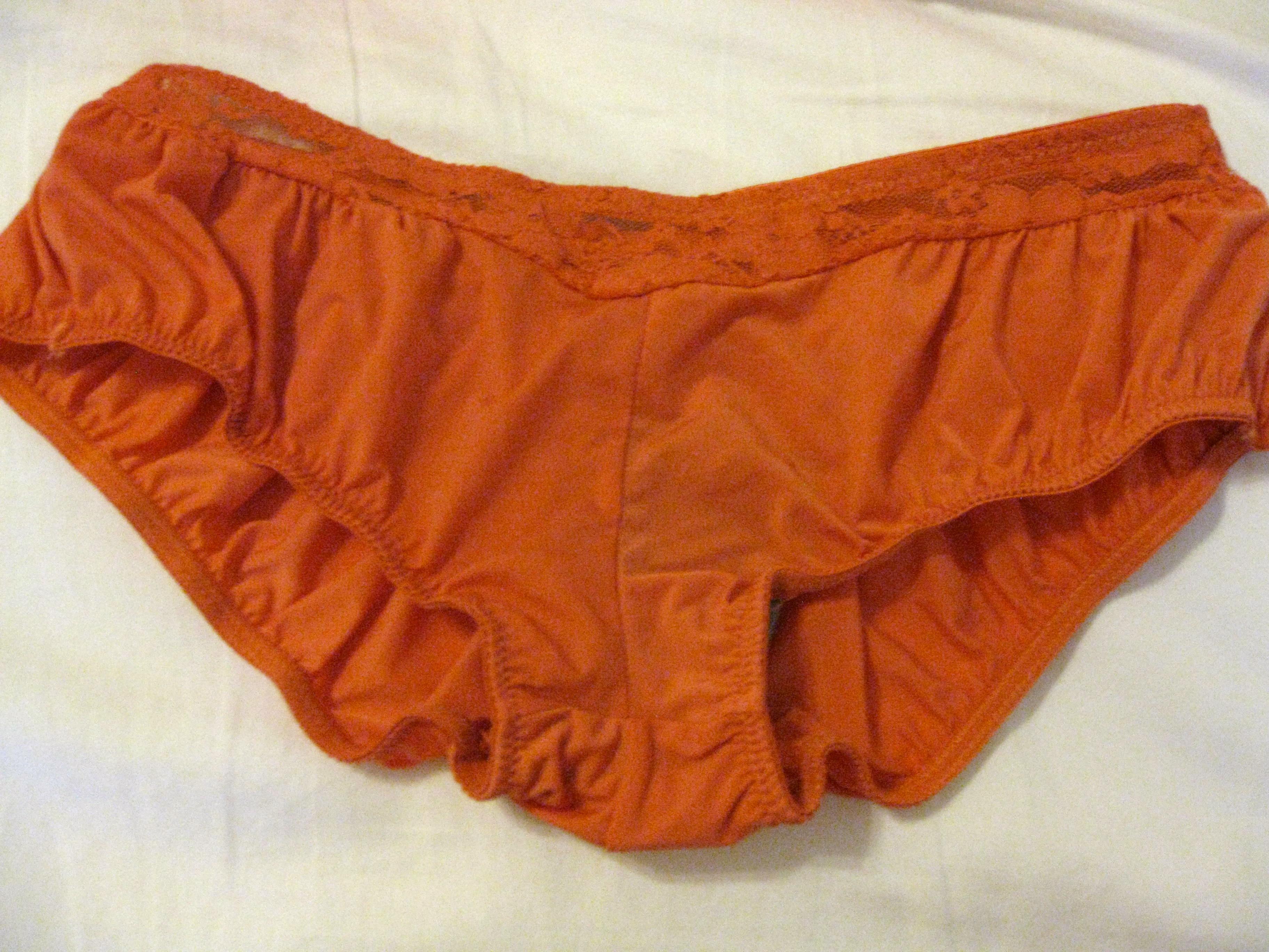 Used bra and pantie